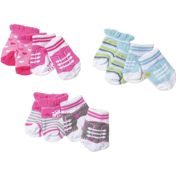 ca9da1bb9dd Zapf Baby Born Socks 2 Pack - Compare Prices - PriceRunner UK
