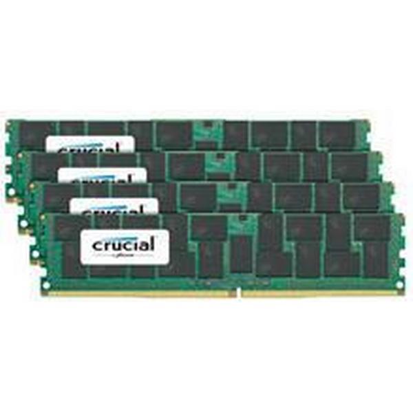 Crucial DDR4 2400MHz 2400MHz 4x32GB ECC Reg (CT4K32G4LFQ424A)