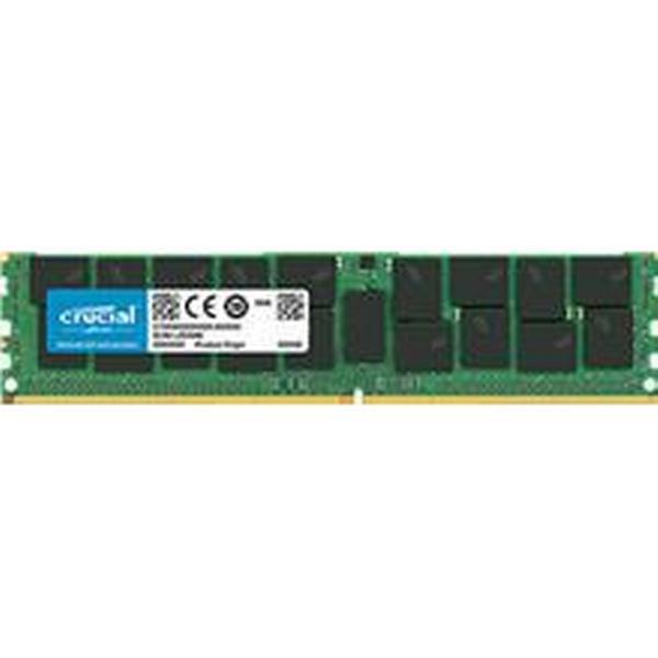 Crucial DDR4 2666MHz 64GB ECC (CT64G4LFQ4266)