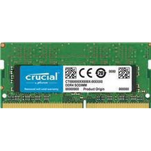 Crucial DDR4 2400MHz 2GB (CT2G4SFS624A)
