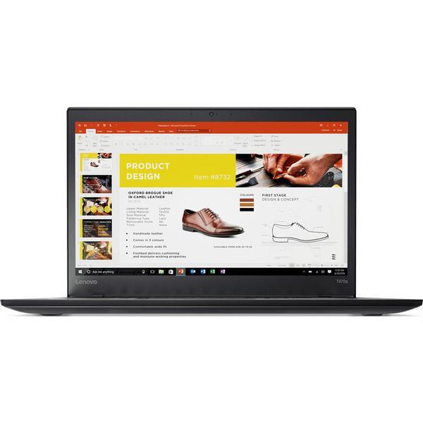 "Lenovo ThinkPad T470s (20HF004UMD) 14"""