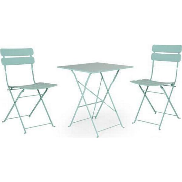 Brafab Esino Cafésæt, 1 borde inkl. 2 stole