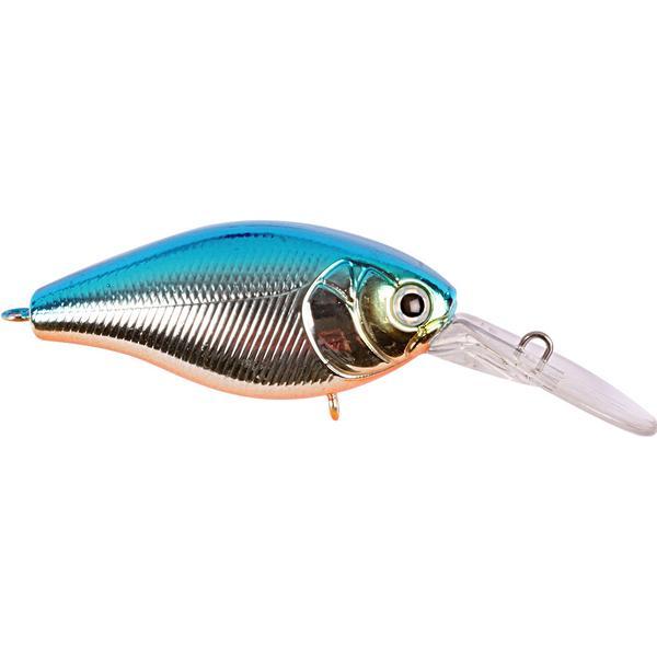 Strike Pro Cranky X Deep 5cm Blue Silver OB