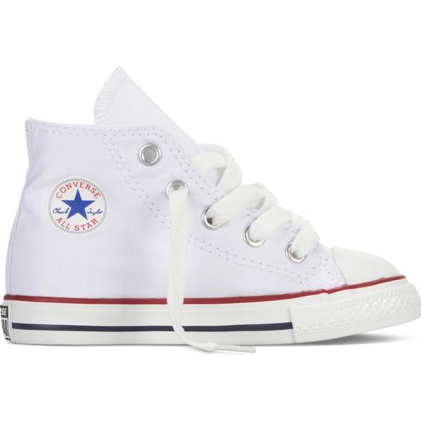 Converse All Star Optical White Hi Review