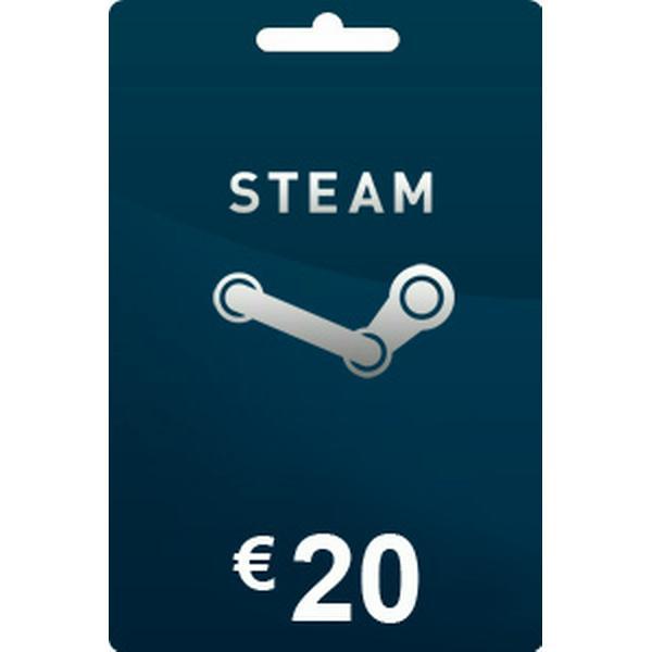 Valve Steam - 20 EUR