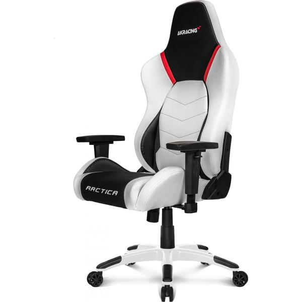 Akracing Akracing Arctica Premium Gaming Chair White