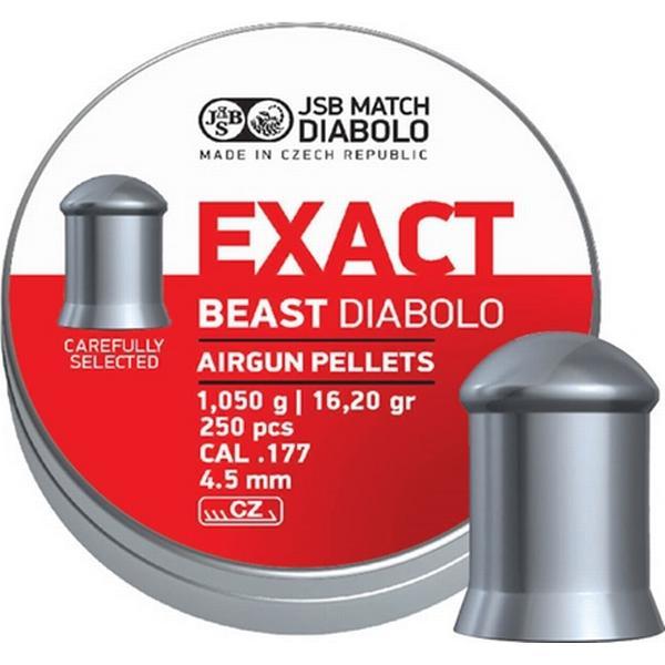 JSB Exact Beast Diabolo 4.5mm 1.050g