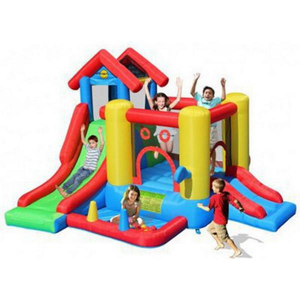Happyhop Playcenter Udsmider 7 i 1
