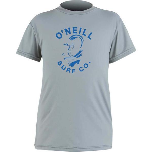 O'Neill Toddler Skins Rash Tee Short Sleeves Top