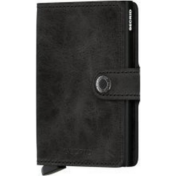 Secrid Mini Wallet - Vintage Black