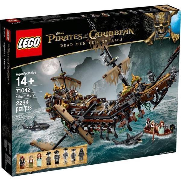 Lego Disney Pirates of the Caribbean Silent Mary 71042
