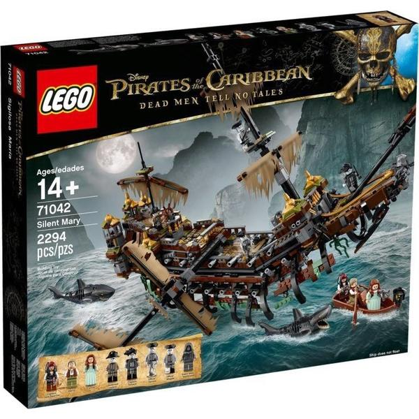 Lego Disney Pirates of the Caribbean Tavse Mary 71042