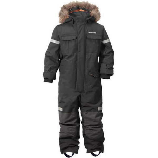 Didriksons Migisi Kid's Coverall - Black (152500631060)