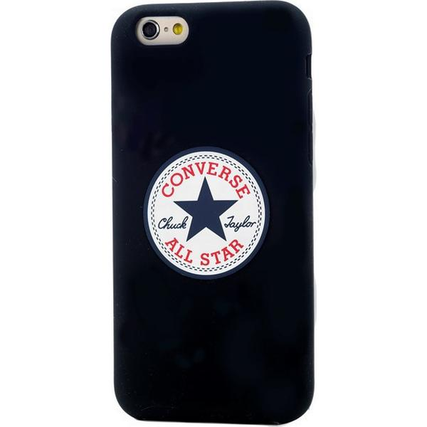 Converse 3D Logo Silikone Mobilcover (iPhone 6 Plus/6s Plus)