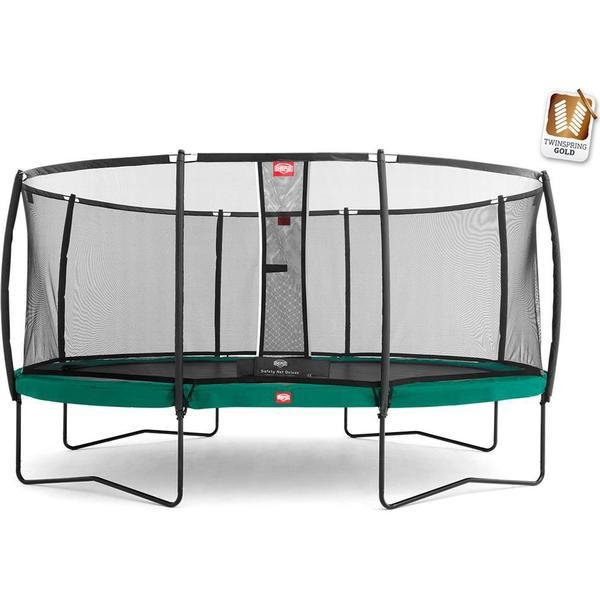 Berg Grand Champion 520x345cm + Safety Net Deluxe