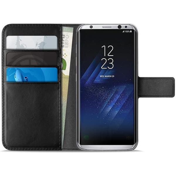 Puro Booklet Wallet Case (Galaxy S8 Plus)