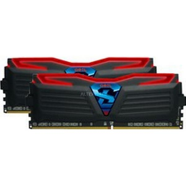 Geil Super Luce Red DDR4 2400MHz 2x8GB (GLR416GB2400C16DC)