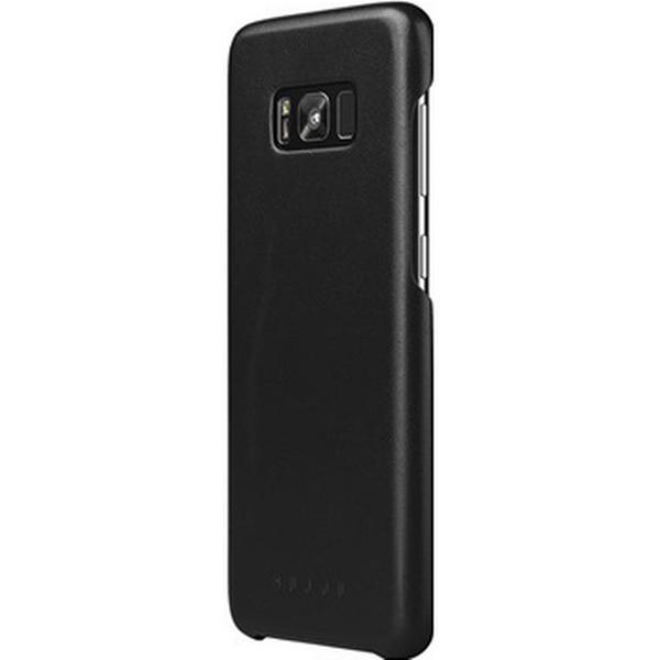 Mujjo Læder Cover (Galaxy S8 Plus)