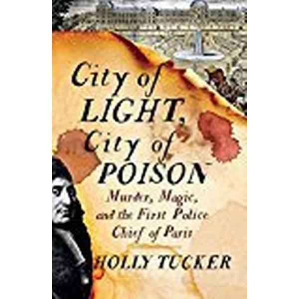 City of Light, City of Poison (Häftad, 2018)