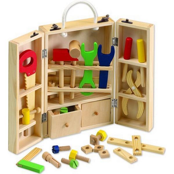 Magni Værktøjskasse Carpenters Set