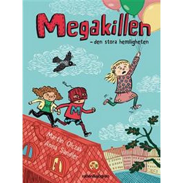 Megakillen. Den stora hemligheten (Inbunden, 2017)