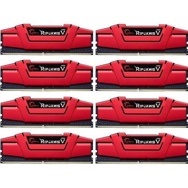 G.Skill Ripjaws V DDR4 3000MHz 8x16GB (F4-3000C14Q2-128GVR)