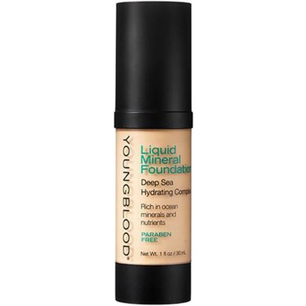 Youngblood Liquid Mineral Foundation Pebble