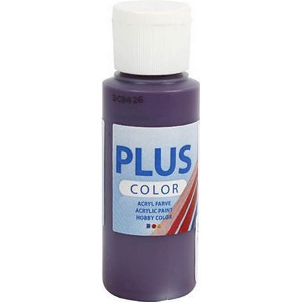 Plus Acrylic Paint Aubergine 60ml