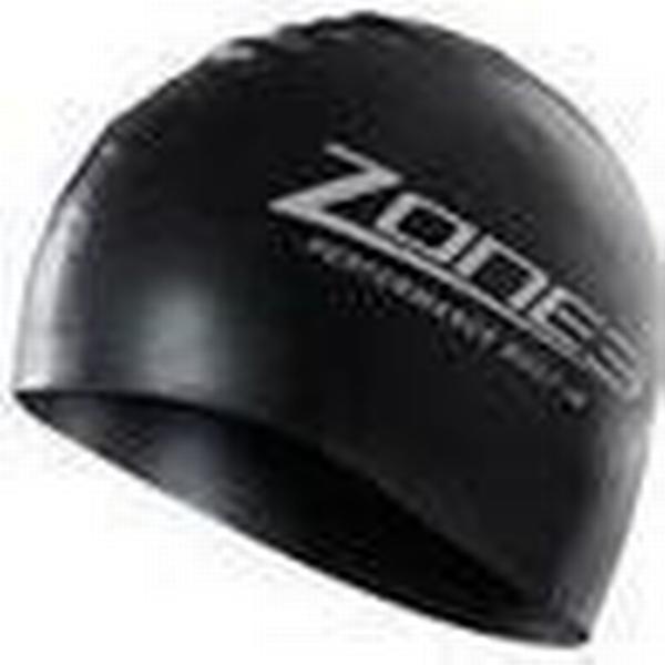 Zone3 Silicone Swim Beanies