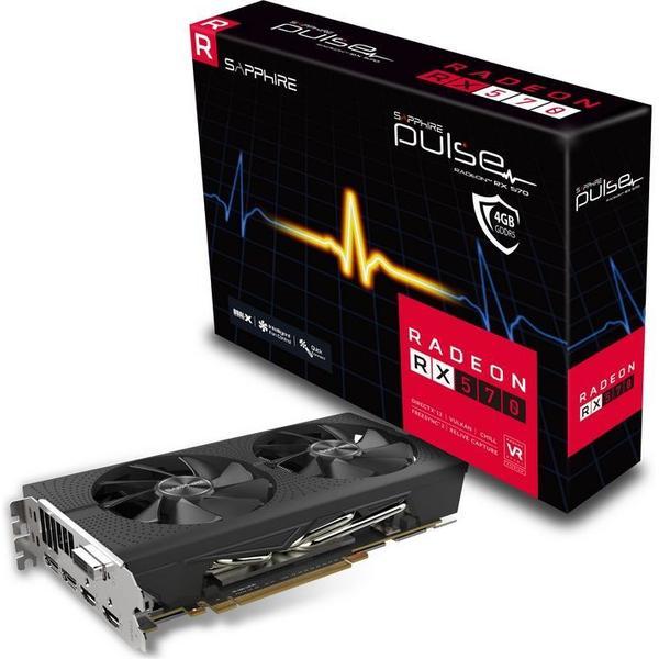 Sapphire Pulse Radeon RX 570 4GD5 (11266-04-20G)