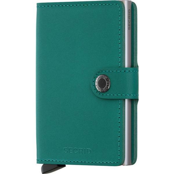Secrid Mini Wallet - Original Emerald