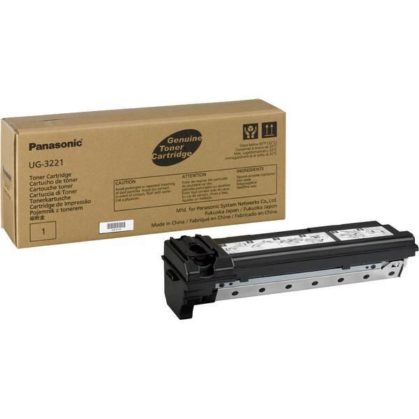 Panasonic (UG-3221) Original Toner Svart 6000 Sidor