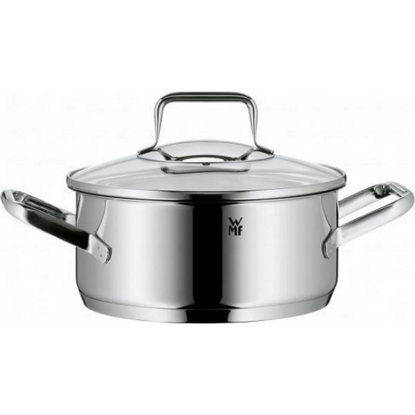 wmf trend other pots with lid 20cm compare prices pricerunner uk. Black Bedroom Furniture Sets. Home Design Ideas