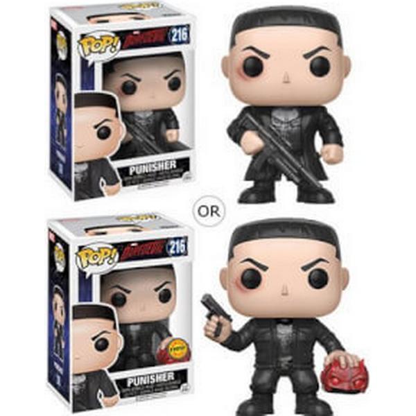 Funko Pop! Marvel Daredevil Punisher
