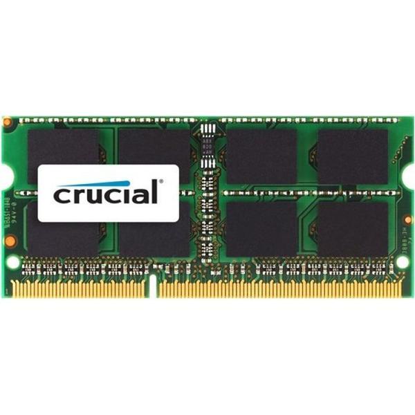 Crucial DDR3L 1600MHz 4GB for Mac (CT4G3S160BMCEU)