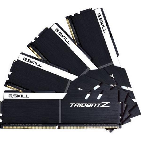 G.Skill TridentZ RGB DDR4 4000MHz 4x8GB (F4-4000C18Q-32GTZKW)