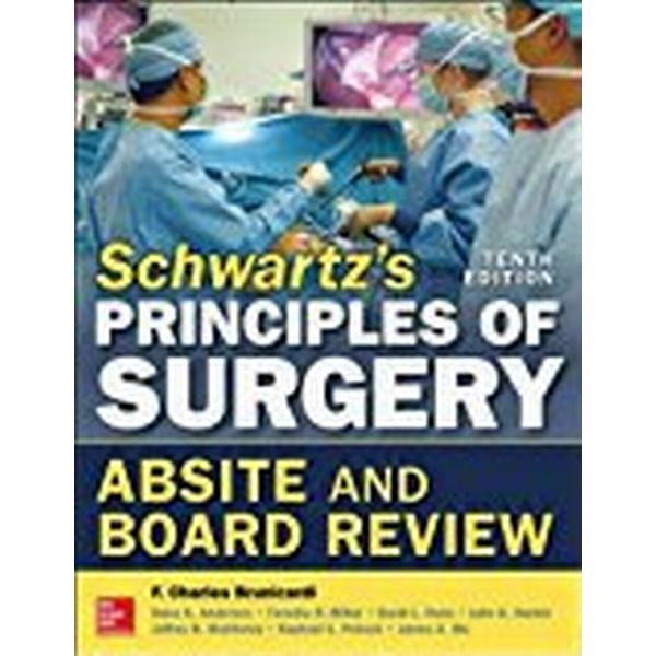 Schwartz's Principles of Surgery Absite and Board Review (Pocket, 2016)