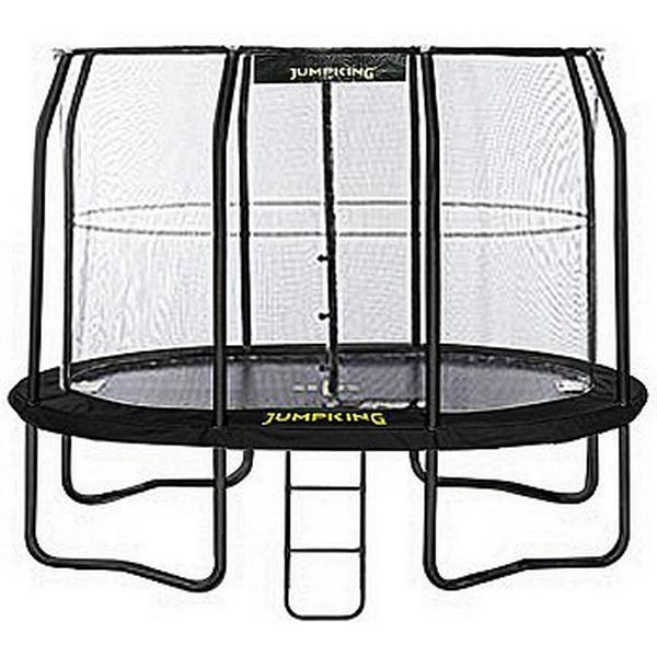 Jumpking Ovalpod Trampoline + Safety Net 350x244cm