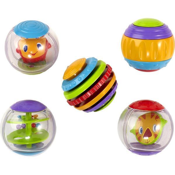 Kids ll Bright Starts Shake & Spin Activity Balls