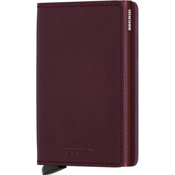 Secrid Slimwallet - Original Bordeaux