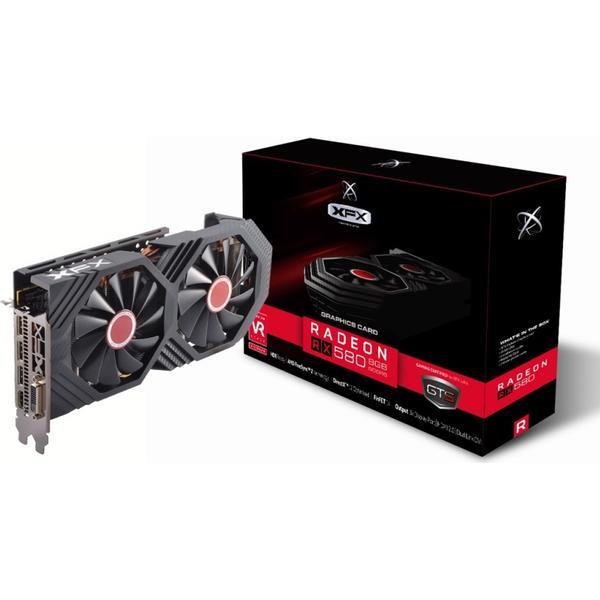XFX Radeon RX 580 8GB GTS XXX Edition OC+ (RX-580P8DFD6)
