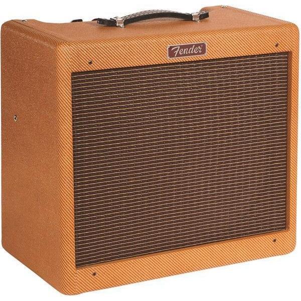Fender, Blues Junior Lacquered Tweed