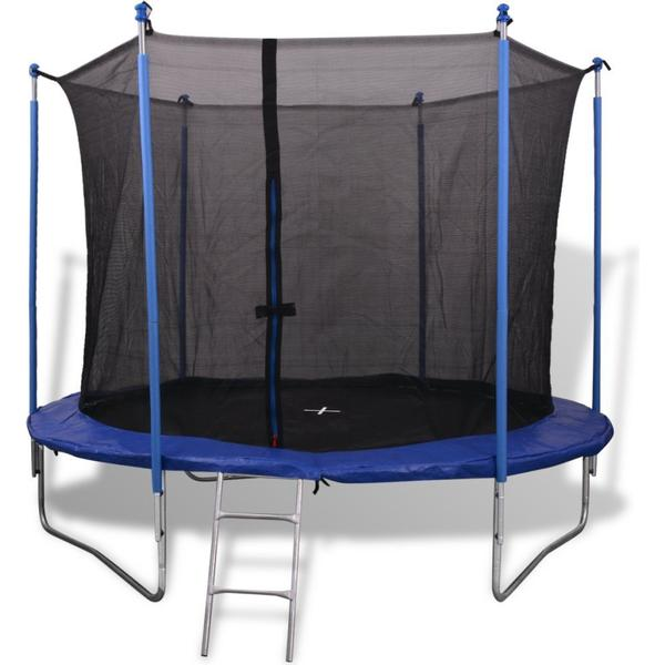 vidaXL Five Piece Trampoline Set 305cm