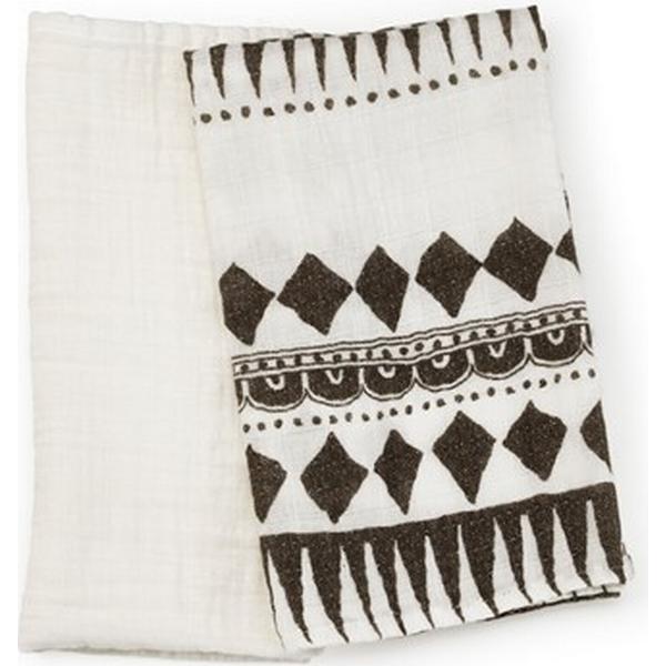 Elodie Details Bamboo Muslin Blanket Graphic Devotion