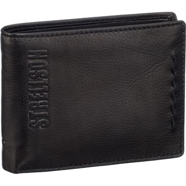 Strellson Oxford Circus Billfold Wallet - Black