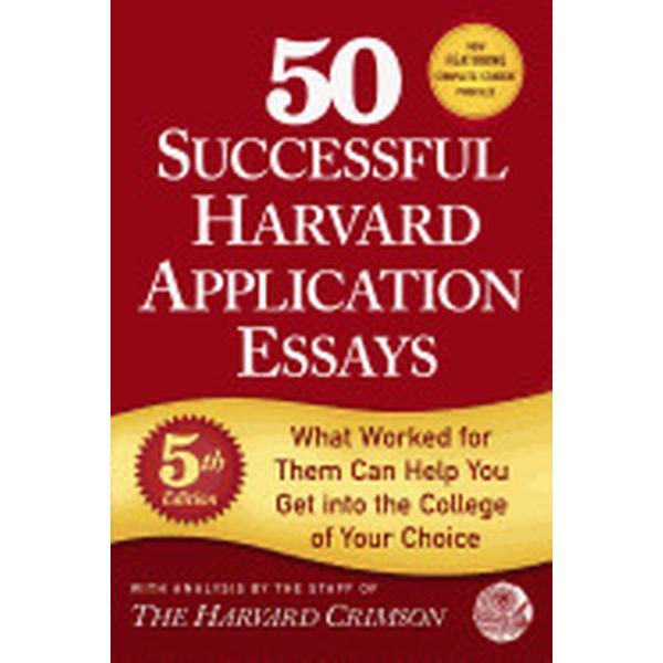 50 Successful Harvard Application Essays (Häftad, 2017)
