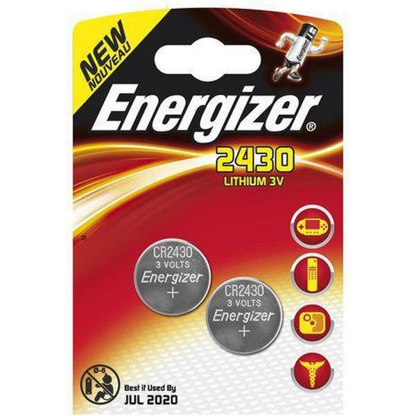Energizer CR2430 2-pack