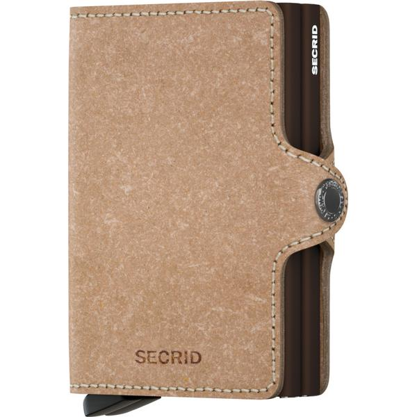 Secrid Twin Wallet - Recycled Natural