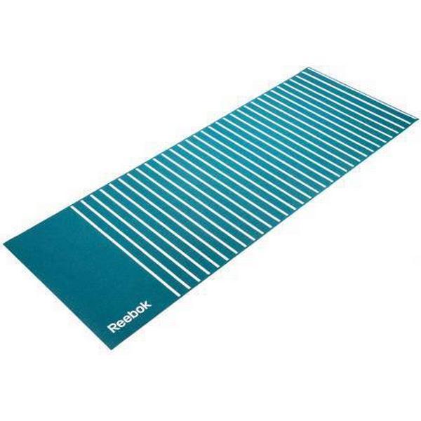 Reebok Stripes Yoga Mat 61x173cm