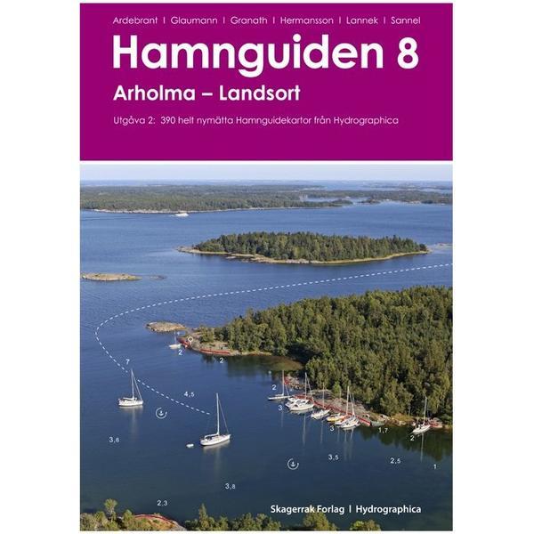 Hamnguiden 8 Arholma - Landsort (Spiral, 2016)